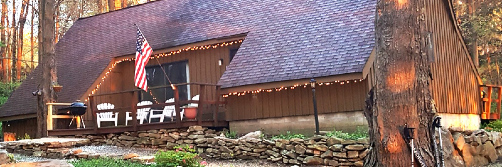 Fox Tail Chalet Seven Springs Cabin Rentals Claycomb