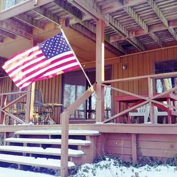 Wolf Den Chalet @ Claycomb Chalets